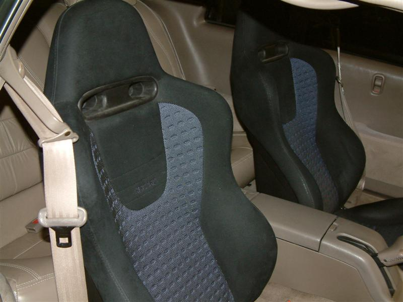 Recaro seats are in! aka: How to build your own seat brackets. - The ...